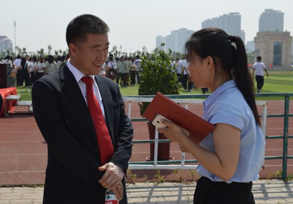 渤海理工职业学院2016届毕业生毕业典礼隆重举行